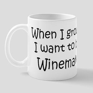 Grow Up Winemaker Mug