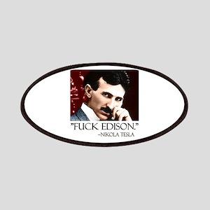 Nikola Tesla Patches