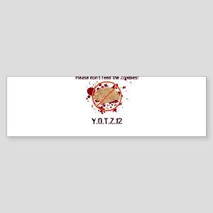 YOTZ 12 Sticker (Bumper)