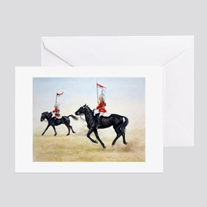 Musical Ride Greeting Card