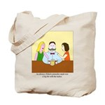 Pistachio-Stash Tote Bag