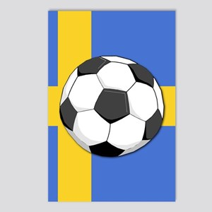 Sweden World Cup 2006 Postcards (Package of 8)