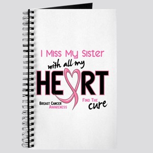 Miss With All My Heart Breast Cancer Journal