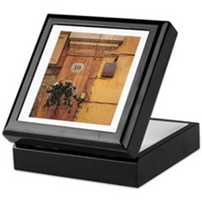 Images of Italy Keepsake Box
