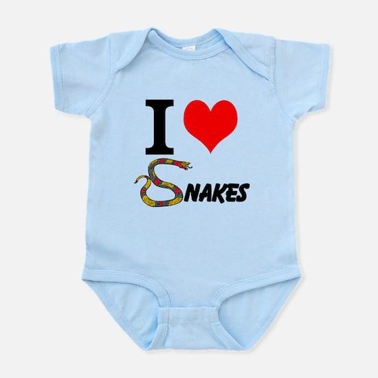 Snake Infant Bodysuit