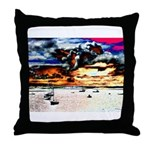 Boats 1 Throw Pillow
