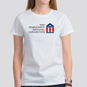 1960 Democratic National Convention Women's T-Shir