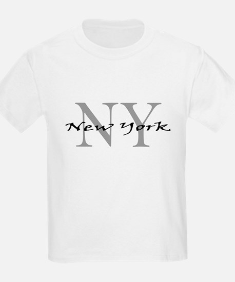 New York thru NY Kids T-Shirt