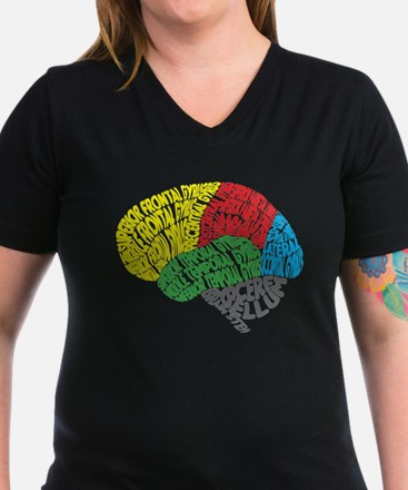 Your Brain (Anatomy) on Words T-Shirt