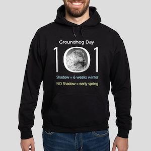Groundhog Day 101 Hoodie (dark)