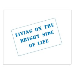 The Bright Side of Life Posters