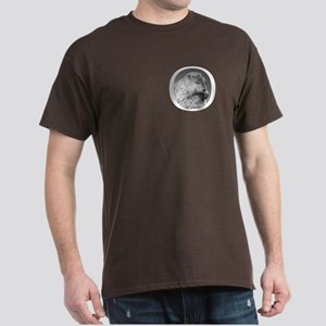 Groundhog Day Front-Back Dark T-Shirt