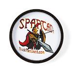 BMV Spartan Wall Clock