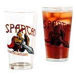 BMV Spartan Drinking Glass