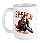 BMV Spartan Large Mug