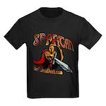 BMV Spartan Kids Dark T-Shirt