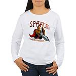 BMV Spartan Women's Long Sleeve T-Shirt