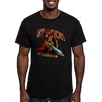 BMV Spartan Men's Fitted T-Shirt (dark)
