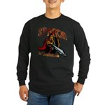 BMV Spartan Long Sleeve Dark T-Shirt