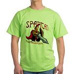 BMV Spartan Green T-Shirt