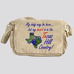 But My Heart's In the Texas Hill Country! Messenge