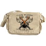 The Real Deal Messenger Bag