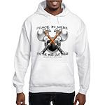 The Real Deal Hooded Sweatshirt