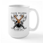 The Real Deal Large Mug