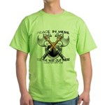 The Real Deal Green T-Shirt