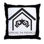 GIP1 Throw Pillow