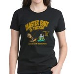 Master Bait Tackle Women's Dark T-Shirt