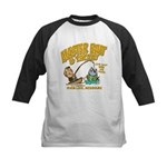 Master Bait Tackle Kids Baseball Jersey
