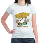 Master Bait Tackle Jr. Ringer T-Shirt