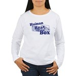 Human Beat Box Women's Long Sleeve T-Shirt