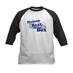 Human Beat Box Kids Baseball Jersey