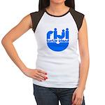 Turtle Island Women's Cap Sleeve T-Shirt