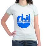 Turtle Island Jr. Ringer T-Shirt