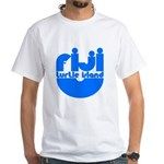 Turtle Island White T-Shirt