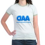 Dyslexia Association Jr. Ringer T-Shirt