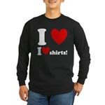 I Love I Heart Shirts Long Sleeve Dark T-Shirt
