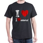 I Love I Heart Shirts Dark T-Shirt
