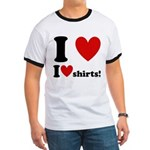 I Love I Heart Shirts Ringer T