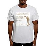 Gaughtwood Lumber Light T-Shirt