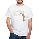Gaughtwood Lumber White T-Shirt