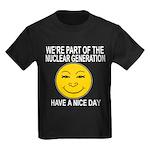 Nuclear Generation Kids Dark T-Shirt