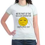 Nuclear Generation Jr. Ringer T-Shirt