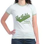 Las Ganjales Jr. Ringer T-Shirt