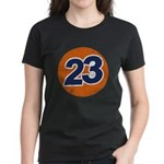 23 Logo Women's Dark T-Shirt