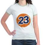 23 Logo Jr. Ringer T-Shirt