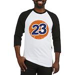 23 Logo Baseball Jersey